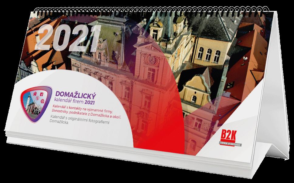 kalendář firem 2021